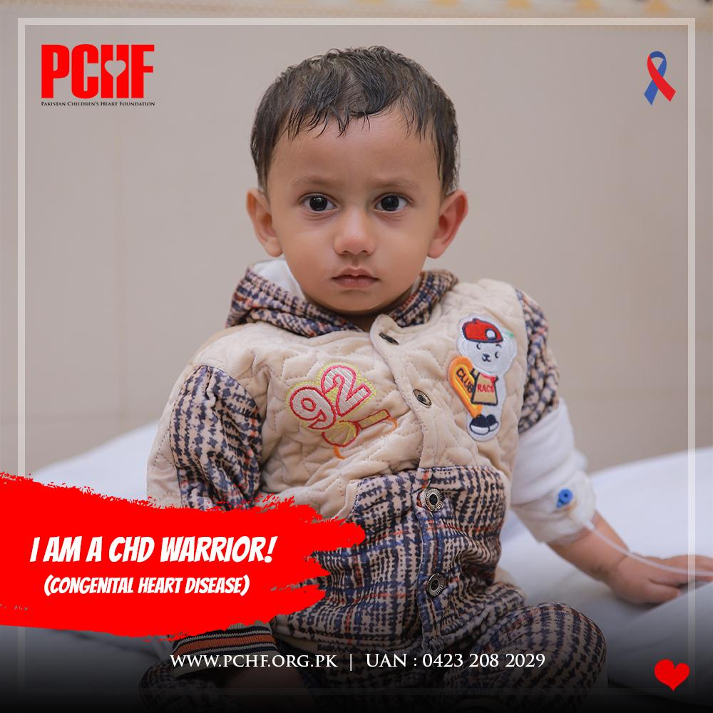 Musa Abdul: A 9-Month-Old CHD Warrior